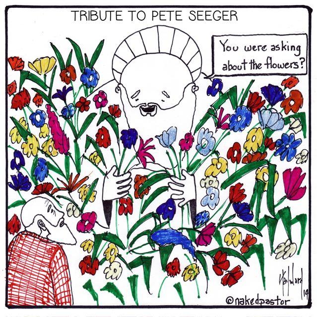 Pete Seeger's Spirituality